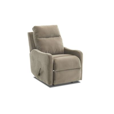 Tacoma Rocking Reclining Chair in Charcoal - 012013378014