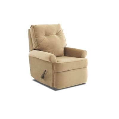 Clearwater Rocking Reclining Chair in Coffee - 012013378052