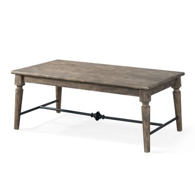 Riverbank Brook Cocktail Table in Brown - 012013381465