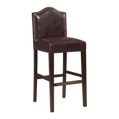 Manor 30' Bar Stool in Blackberry - 022604BBER01U