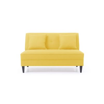 Settee in Yellow - G051-S