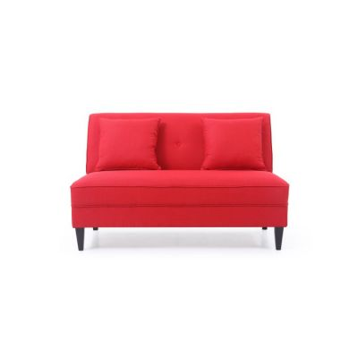 Settee in Red - G052-S