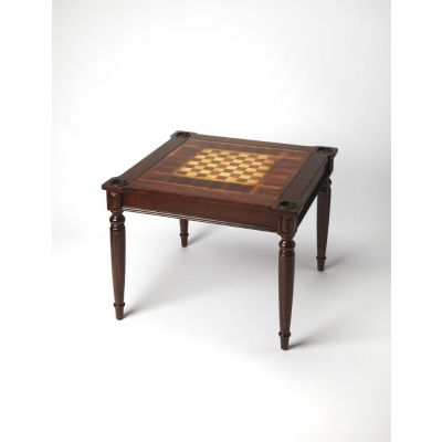 Vincent Plantation Cherry Multi-Game Card Table - 837024