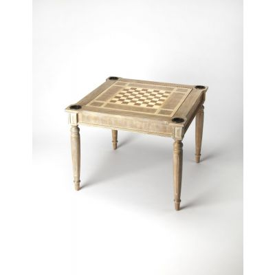 Vincent Driftwood Multi-Game Card Table - 837247