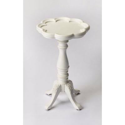 Whitman Cottage White Scatter Table - 923222