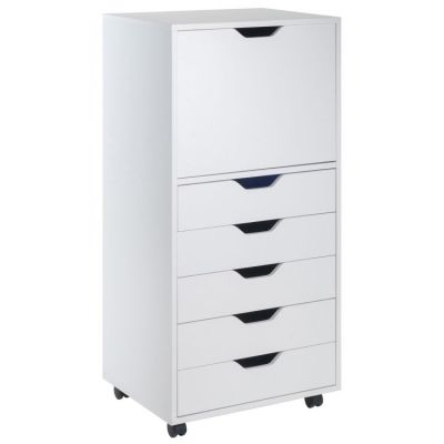 Halifax Cabinet White  Finish - 10616