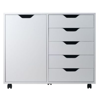 Halifax Cabinet White  Finish - 10630
