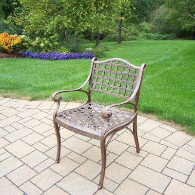 Elite Cast Aluminum durable Chair - 1109C-AB