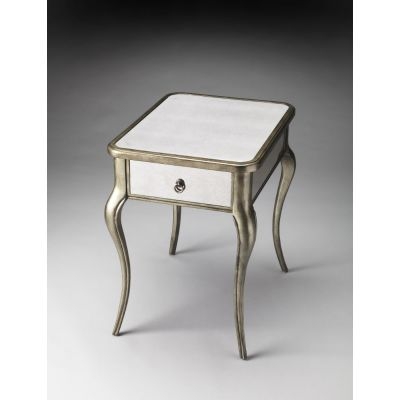 Madeleine Mirrored Side Table - 1147146