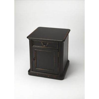 Thayer Midnight Rose Accent Table - 1155250