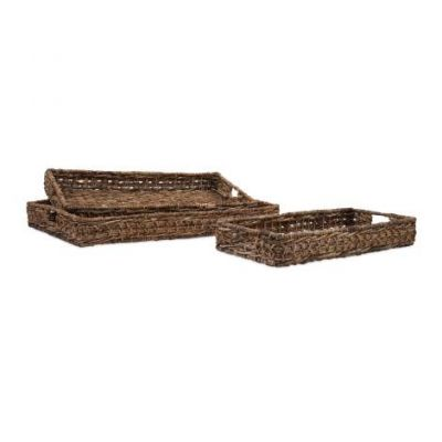Madura Banana Leaf Trays - 11663-3