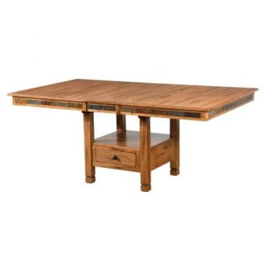 Sedona Stoneberry Dining Table - 1177RO