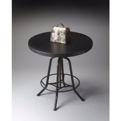 All-Iron Adjustable Pub Table - 1200025