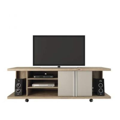 Carnegie TV Stand in Nature and Nude - VEN039-14555