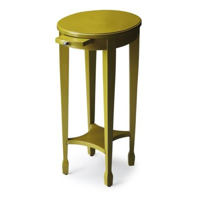 Arielle Pear Green Accent Table - 1483141