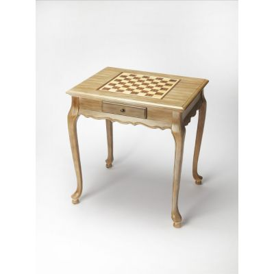 Bannockburn Driftwood Game Table - 1694247