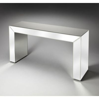 Emerson Mirrored Console Table - 1864146