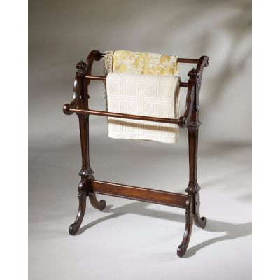 Newhouse Plantation Cherry Blanket Stand - 1910024