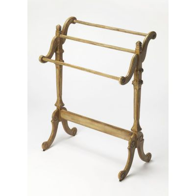 Newhouse Driftwood Blanket Stand - 1910247