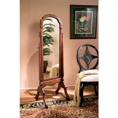 Meredith Plantation Cherry Cheval Mirror - 1911024