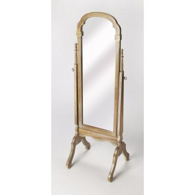 Meredith Driftwood Cheval Mirror - 1911247