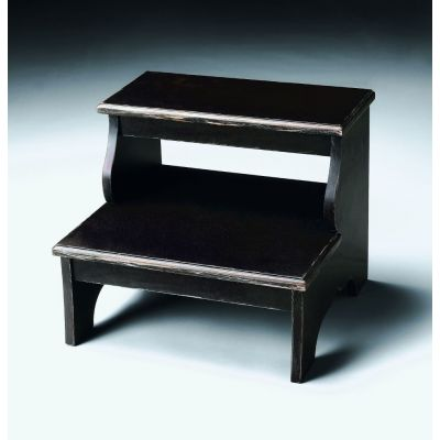 Melrose Brushed Sable Step Stool - 1922005