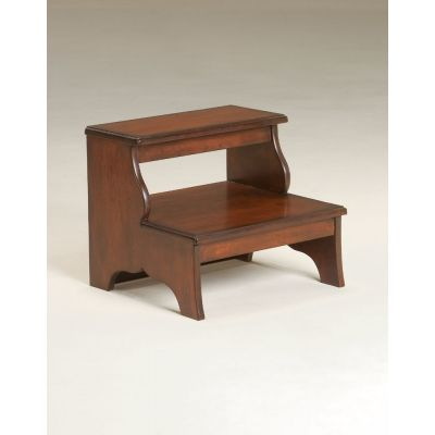 Melrose Plantation Cherry Step Stool - 1922024