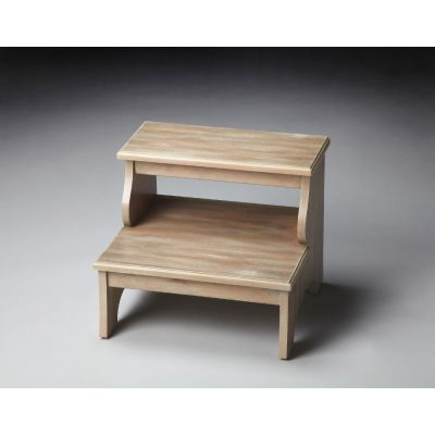 Melrose Driftwood Step Stool - 1922247