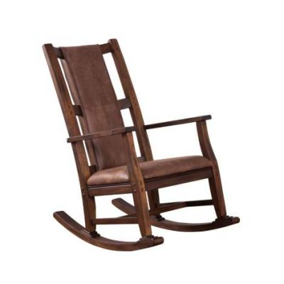 Savannah Rocker with Cushion Seat and Back - 1935AC