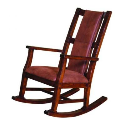 Rocker with Cushion Seat and Back - 1935DC