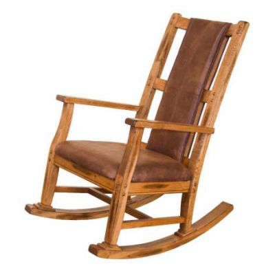 Sedona Rocker with T-Cushion Seat and Back - 1935RO-2