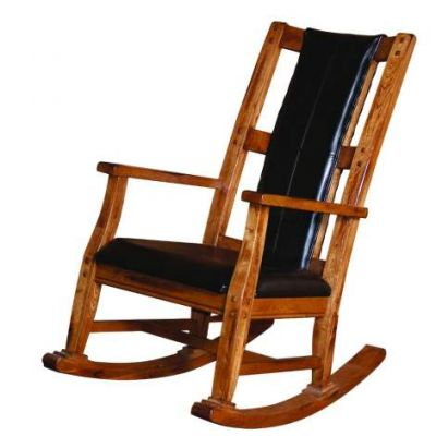 Rocker with Cushion Seat and Back - 1935RO
