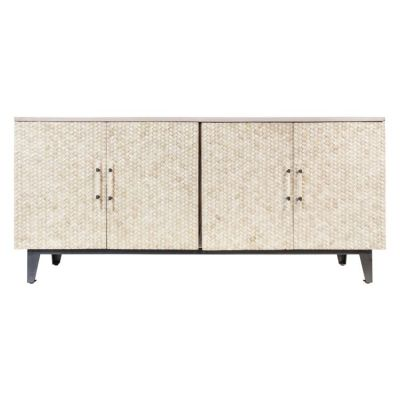 World of Patterns Collection Lac Blanc Large Console - 210005