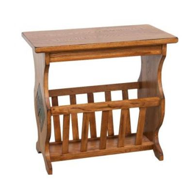 Sedona Magazine Table - 2133RO