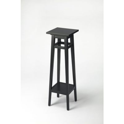 Bungalow Black Licorice Tiered Plant Table - 2228111