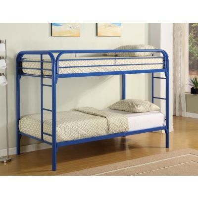 Fordham Collection Youth Bunk Bed in Blue - 2256B