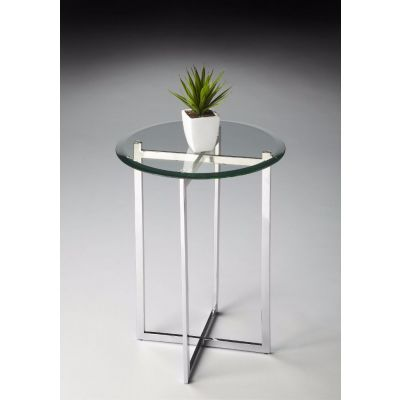 Finn Modern Accent Table - 2385220