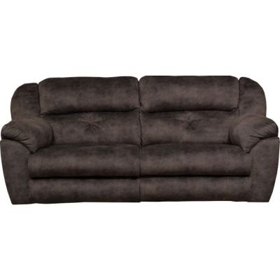 Carrington Lay Flat Reclining Sofa in Dusk - 2501287829