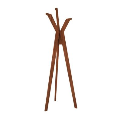 Paloma Moreno Coat Rack in Nut Brown - 280001