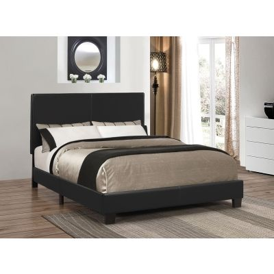 Upholstered Beds Upholstered Low-Profile Queen Bed - 300558Q