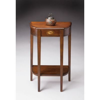 Wendell Plantation Cherry Console Table - 3009024