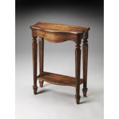 Cheshire Dark Toffee Console Table - 3020236