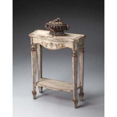 Cheshire Guilded Cream Painted Console Table - 3020238