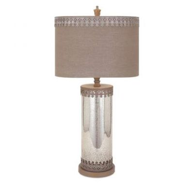 Amy Mercury Glass Lamp - 31431