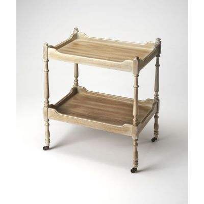Rayburn Driftwood Serving Cart - 3523247