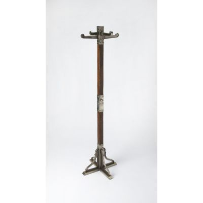 Industrial Chic Coat Rack - 3567330
