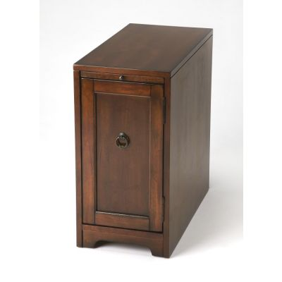 Cabral Antique Cherry Chairside Chest - 3661011