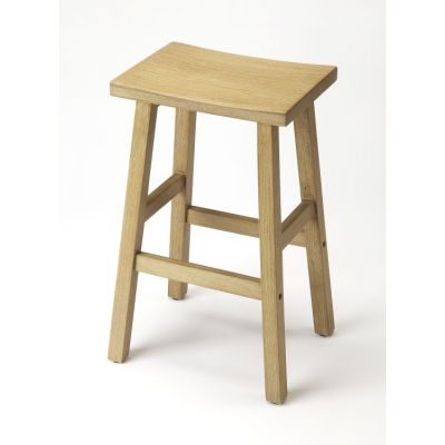 Tomlin Driftwood Bar Stool - 3819140