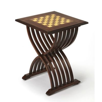 Tammerlin Plantation Cherry Game Table - 3921024