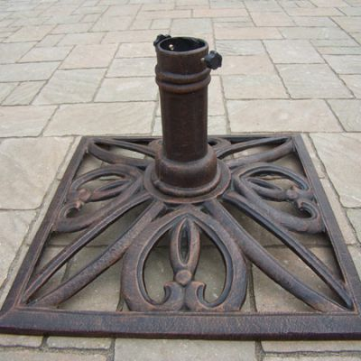 Square Umbrella Stand - 4102-AB
